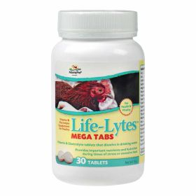 Manna Pro: Life-Lytes Mega Tabs 30Ct 8/Cs