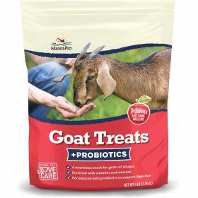 Apple Goat Treats w/Probiotics 5# 6/cs