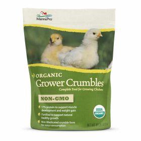 Organic Grower Crumble 10# 5/Cs