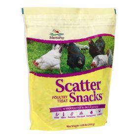 Manna Pro: Scatter Snacks 1.68lb 6/Cs