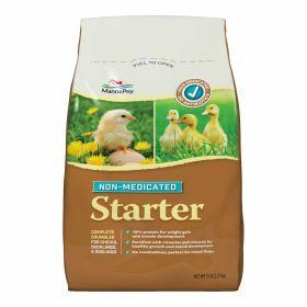 Manna Pro: Chick Starter / Non-Med. 5lb 6/Cs