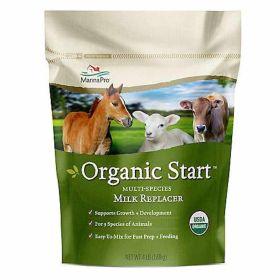 Organic Start Milk Replacer 4# 4/cs