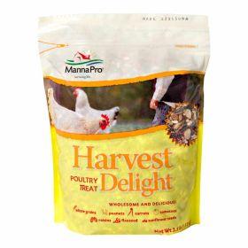 Manna Pro: Harvest Delight Pltry Treat 2.5lb