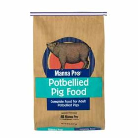 Manna Pro: Pot Bellied Pig Feed 20lb
