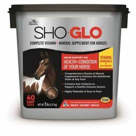 SHO-GLO 5# PAIL  4/CS