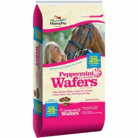 Manna Pro: Peppermint Wafers 20lb