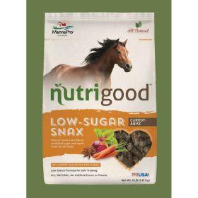 Nutrigood Carrot/Anise Snax 4# 6/Cs