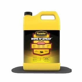 Pyranha: Wipe N'Spray 1 Gal. 4/Cs