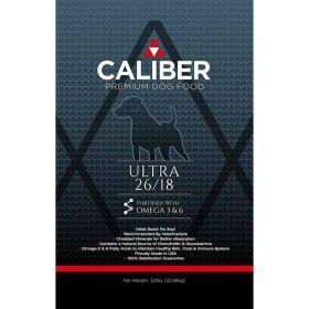 Caliber Ultra 26/18 50#