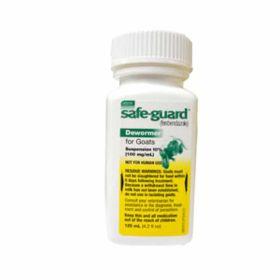 Safe-Guard: Safeguard Dewormer For Goats