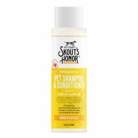 Probiotic Shampoo/Cond Honeysuckle 16oz