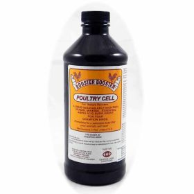 Rooster Booster: Poultry Cell 16 Oz. 12/Cs