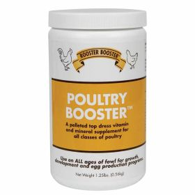 Rooster Booster: Poultry Booster 1.25lb 12/C