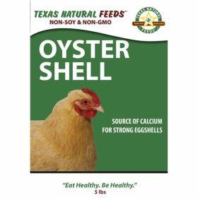 Oyster Shell 5# 8/CS