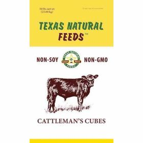 "Cattle Cubes 3/8"" 50#"