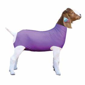 Goat Tube Spandex LG Purple