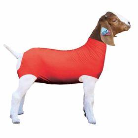 Goat Tube Spandex LG Red