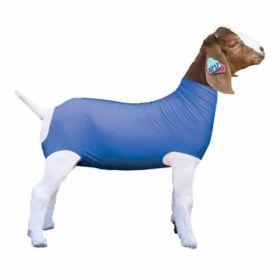 Goat Tube Spandex XL Blue