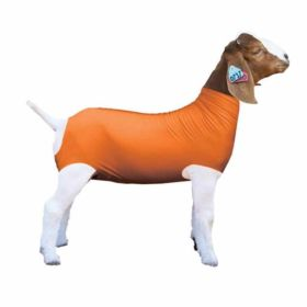 Goat Tube Spandex XL Orange