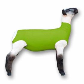 Lamb Sox Spandex MD N. Grn