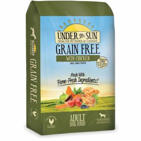 UTS Grain Free Adult Chicken 9/4#
