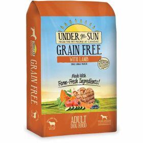 UTS Grain Free Adult Lamb 9/4#
