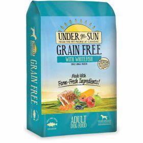 UTS Grain Free Adult Whitefish 9/4#