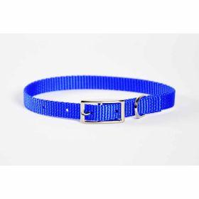 "Valhoma: Collar 3/8"" X 12"" Single Layer Blue"