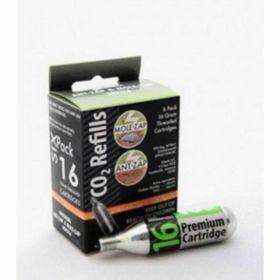 APGR Green: Zap Refills 6-Pk 10/Cs